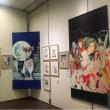 里中満智子『愛』のテーゼ展@高志の国文学館
