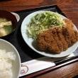 津山の愛されトンカツ店・「とん喜」で肉厚豚カツを食す!