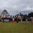 会津まつり「会津藩公行列」が盛大に開催されました(^。^)y-~