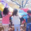 秋の焼き芋パーティ&落ち葉で遊ぼう!