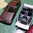 アオシマ模型verRシリーズ・セフィーロ