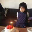 2つの誕生日会