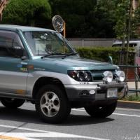 Mitsubishi Pajero io 1998- 新設計で登場した三菱 パジェロ イオ