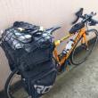 自転車でキャンプに行ってきました