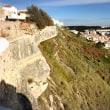 ドバイ経由ポルトガルの旅⑦絶壁断崖絶景の街ナザレでいわしのランチ