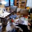オープンスタジオを巡る>笠間市本戸の自然の中で・・・