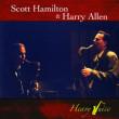 Scott Hamilton & Harry Allen 「Heavy Juice」