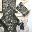 パリつれづれなるまま に買い付け-1481/inconnu chemise motif dragon&couple
