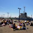 春の遠足 海遊館