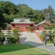 昭和ガールズが行く! キラキラ弁天池とフラフラ織姫神社