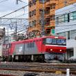 高崎線で金太郎901号機(上)