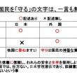 【憲法】スッキリ9条(第五話)アッ!国民を「守る」が無~い。・・・日本だけ