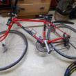 自転車タイヤ交換にチャレンジ