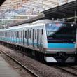 京浜東北E233系@石川町駅