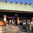 初詣は広田神社