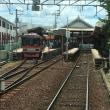 久しぶり叡山電車