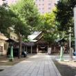 三吉神社で合格祈願