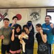 2/21下川原やすなりコーチの水曜朝フィットネスクラス練習日記