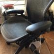 届いた椅子