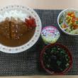 チキン竜田揚げカレー