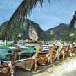 タイ南部アイランドホッピングの旅 ホームページ出来ました 経費・動画があり