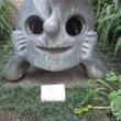 サービス満点「アートで植物採集」