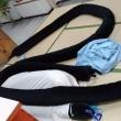 171214  太い黒い綱が完成