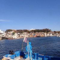 三浦(By the sea) ゆったりボートで・・・