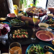 この日は韓国料理!