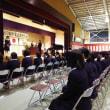 市内公立中学校11校の卒業式が挙行されました(/_;)/~~