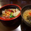 超豪華な お昼のにぎり寿司定食~~~