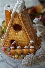 ようやくお菓子の家の試作♪