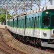 大和田駅と宇治線の撮影(その1)