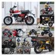 レジャーバイク、新型モンキー125。(番外編vol.2239)
