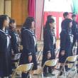 第71回卒業証書授与式