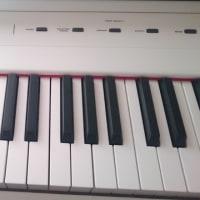 持ち運びのための電子ピアノ