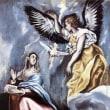 「太陽の光」を反射する・・・『三日月』 そして 「イエスの言葉」を聞いて行う人・・・『聖母マリア』
