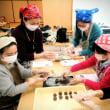御幸小学校にて和菓子教室を行いました☆