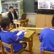 神川町長さんの出前授業