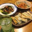 きのこ丼おろし蕎麦セットと薩摩茶屋!