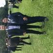 アルゼンチンオリンピック委員会からの特別招待で、マクリ大統領とアルゼンチン大統領公邸にて。茨城県境町