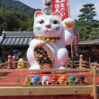 第24回おかげ横町「来る福招き猫まつり」に行ってきました~(^^)