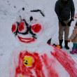 雪だるまコンテストNo.28