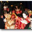 川北神楽団「大江山」④