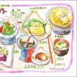 つくば市「柳内」豆腐ランチ