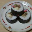 巻き寿司は切ってあるほうが食べやすい