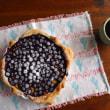 ブルーベリーパイを作る