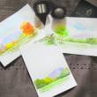 筑波山・春と秋のカード