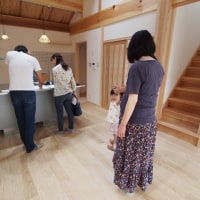 倉敷の平屋の家、完成見学の受付中です