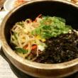 韓国の夕食(^^)/